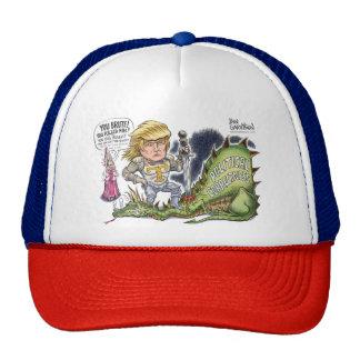 Trump Dragon slayer Trucker Hat