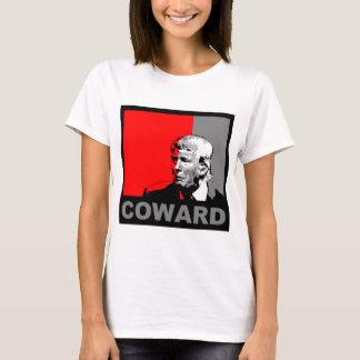 Trump/Drumpf: Coward T-Shirt