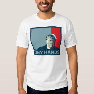 Trump/Drumpf: Tiny Hands (Hope colors) Shirts
