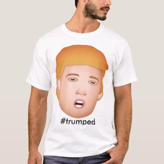 """Trump emoji shirt """"trumped"""""""