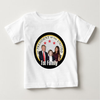TRUMP First Family Baby T-Shirt