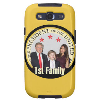 TRUMP First Family Galaxy S3 Case