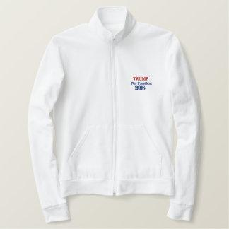 TRUMP For President 2016 Ladies White Shirt