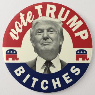 Trump For President Button - Funny Trump Button