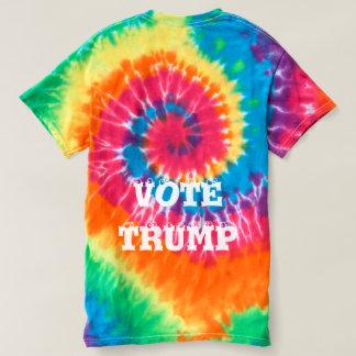 Trump for President Tye-Dye T-shirt