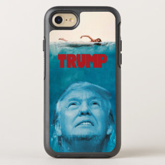 Trump from Below Liberty Maniacs OtterBox Symmetry iPhone 8/7 Case