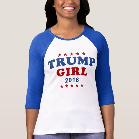 Trump Girl 2016 T-Shirt
