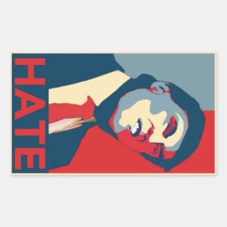 Trump•Hate Sticker