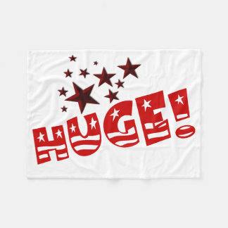 Trump HUGE Party Celebration Blanket