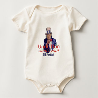 TRUMP Inauguration Baby Bodysuit