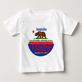TRUMP Inauguration Baby T-Shirt