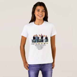 Trump Inauguration Oath T-Shirt