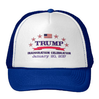 Trump Inauguration Trucker Hat