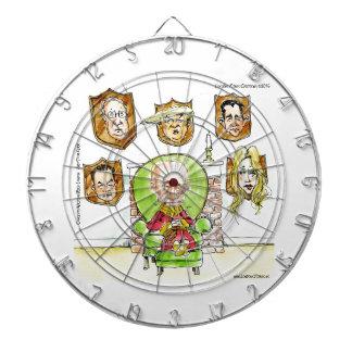Trump Is Putin On The Ritz Gifts Dartboard