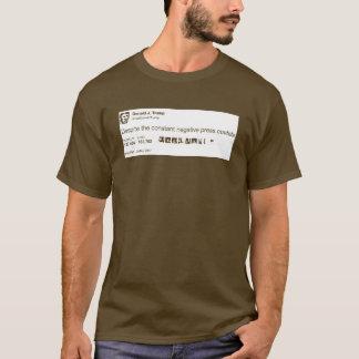 Trump is What He Tweets T-Shirt