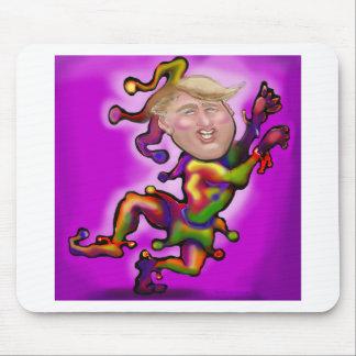 Trump Jester Mouse Pad