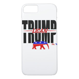 TRUMP-lican iPhone Case