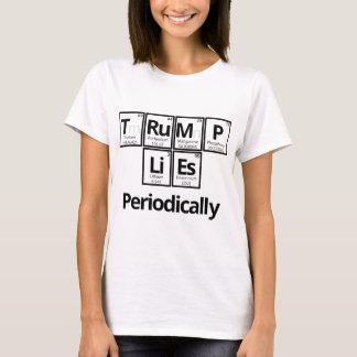 Trump Lies... Periodically T-Shirt