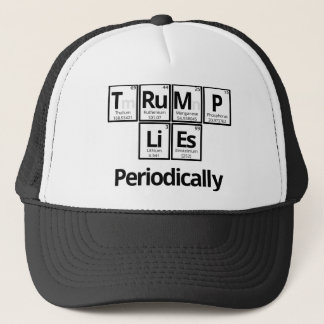 Trump Lies... Periodically Trucker Hat