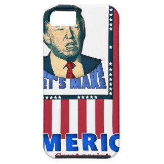 trump love design iPhone 5 covers