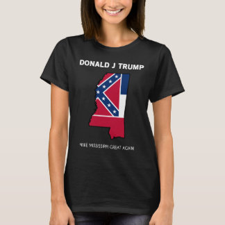 Trump MAGA Mississippi T-Shirt