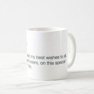 Trump Magnanimous Coffee Mug