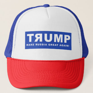 TRUMP MAKE RUSSIA GREAT AGAIN HAT AND OTHJER GEAR
