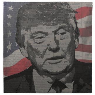 Trump Napkin