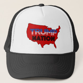 Trump Nation Trucker Hat