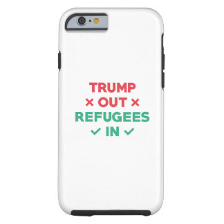 Trump Out Refugees In Tough iPhone 6 Case