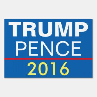 TRUMP PENCE 2016