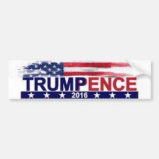 Trump Pence 2016 Bumper Sticker