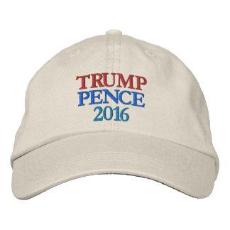 TRUMP PENCE 2016 MEN'S CAP EMBROIDERED BASEBALL CAPS