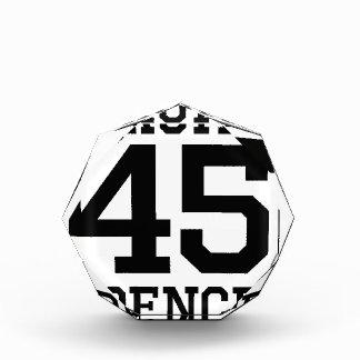 Trump Pence 45