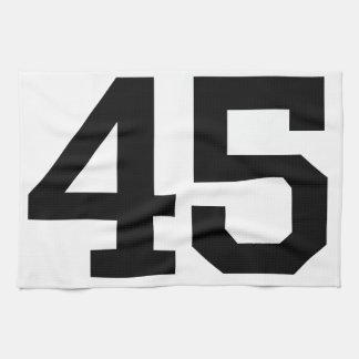 Trump Pence 45 Kitchen Towel