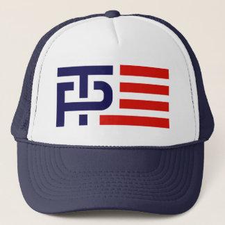 Trump Pence Campaign Logo Trucker Hat