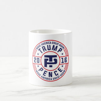 Trump Pence Election 2016 Coffee Mug