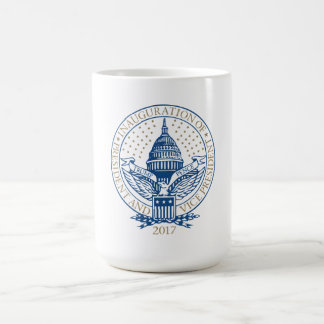 Trump Pence President Inaugural Logo Inauguration Coffee Mug