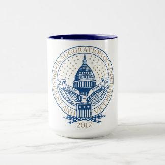 Trump Pence President Inaugural Logo Inauguration Mug