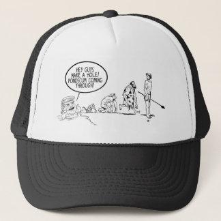 Trump Pondscum Trucker Hat