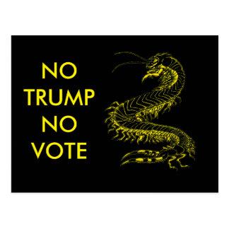 Trump postcard campaign