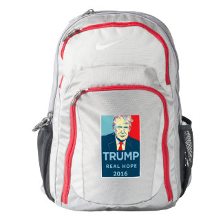 "Trump ""Real Hope"" Nike Trademark Backpack"