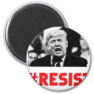 TRUMP RESIST 2 INCH ROUND MAGNET