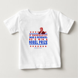 Trump Science Nobel Prize Baby T-Shirt