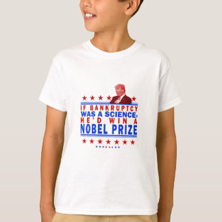 Trump Science Nobel Prize T-Shirt