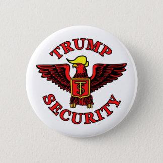 Trump Security 2 Inch Round Button