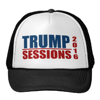 Trump Sessions 2016 Shirts and Hats