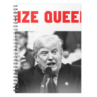TRUMP SIZE QUEEN NOTEBOOKS