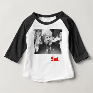 TRUMP SIZE QUEEN - SAD BABY T-Shirt