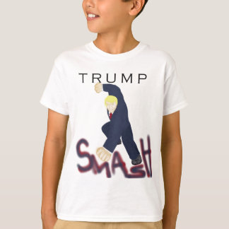Trump Smash! (kids & more) T-Shirt
